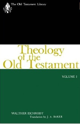 Theology of the Old Testament: Volume One