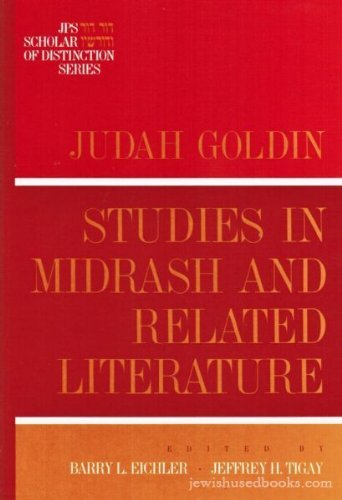 Studies in Midrash and Related Literature