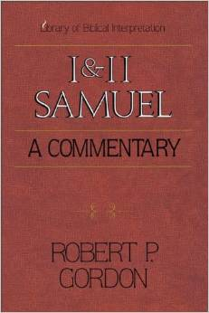 1 and 2 Samuel: A Commentary
