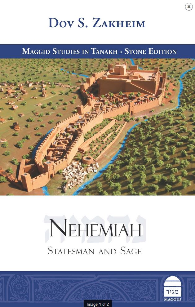 Nehemiah: Statesman and Sage