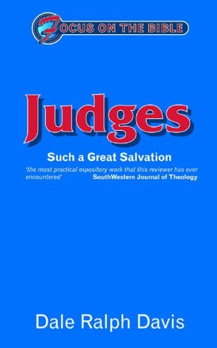 Judges: Such a Great Salvation