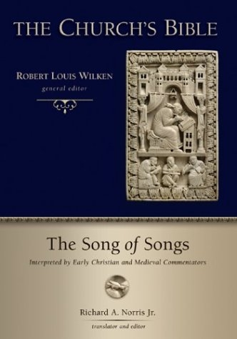 The Song of Songs: Interpreted by Early Christian and Medieval Commentators