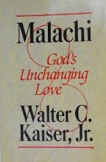 Malachi: God's Unchanging Love