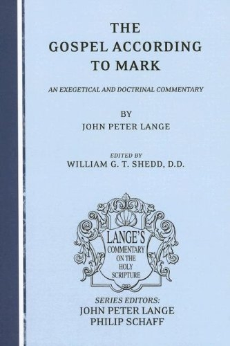 The Gospel According to Mark Summary