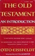 The Old Testament an Introduction